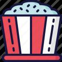 fast food, movies, popcorn, sweet, treats