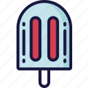 dessert, fast food, ice, lolly, sweet, treats icon