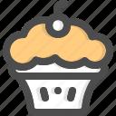 cake, cup, cupcake, dessert, fast food, muffin, sweet