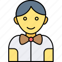 butler, hotel manager, restaurant manager, service boy, serving boy, serving staff, waiter