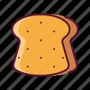 fast, food, toast, bread, breakfast