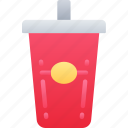 cup, drink, fast food, soda, take away