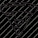 fast food, italy, kawaii, pizza, smile icon
