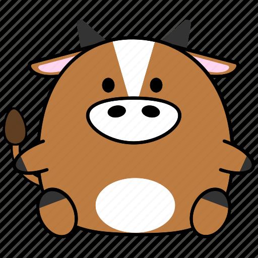 'Fat cute animal chinese zodiac horoscope' by Jeerawut Rityakul