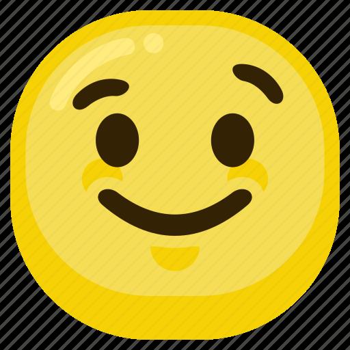 emoticon, fun, happiness, happy, kind, smile icon