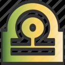 birth chart, libra, natal, tarot icon