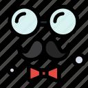avatar, brim, day, fathers, love icon