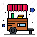 food, holidays, stall, vendor