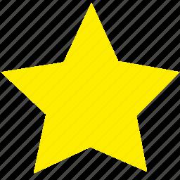 best, fav, favorite, mark, star icon
