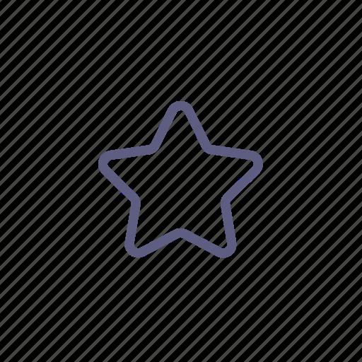 best, cool, excellent, favorite, luxury, star, winner icon