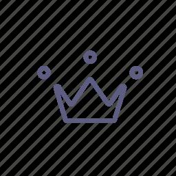 best, excellent, favorite, king, luxury, popular, winner icon
