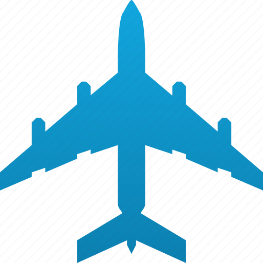 air, aircraft, airliner, airplane, airport, aviation, cargo, flight, fly, flying, plane, tourism, traffic, transport, transportation, travel icon