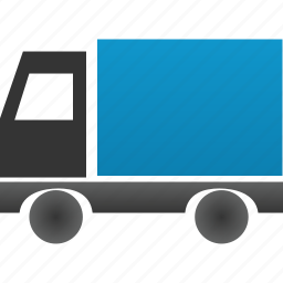 automobile wagon, autotruck, cargo, delivery, lorry, shipment, shipping, transport, transportation, travel, truck, vehicle icon