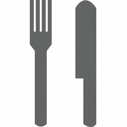 cooking, cutlery, dine, eat, eating, food, fork, kitchen, knife, meal, meals, restaurant, silverware, spoon icon