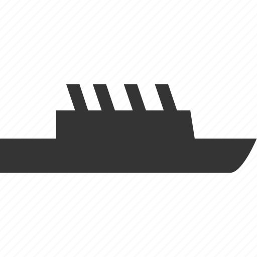 barge, battleship, boat, cargo, cruise, delivery, nautical, ship, shipment, shipping, steamboat, steamer, steamship, traffic, transport, transportation, travel, vessel, water icon