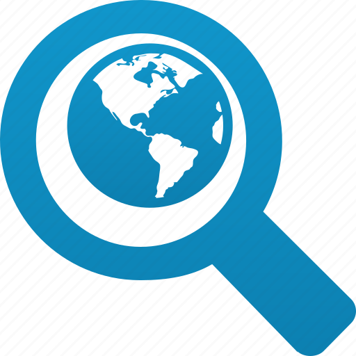explore, explorer, find, locate, lookup, magnifying glass, place, search, zoom icon