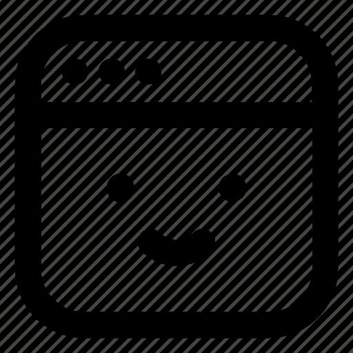 Emoticon, smiley, emoji, happy, smile icon - Download on Iconfinder