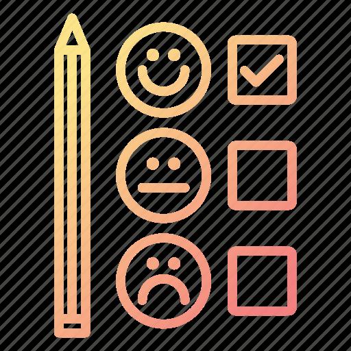 customer, feedback, satisfaction, support, survey icon