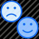 feedback, emoji, smileys, emotions, rating