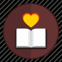 book, literature, love, passion, reading, romantic icon