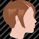 bob, cut, fashion, hairdresser, ladies, style, womens icon