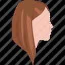 cut, gwyneth, hair, long, paltrow, straight, style icon