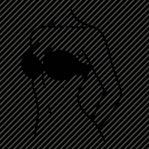 neckline, wide icon