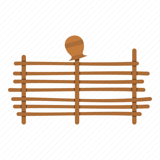 architecture, board, fence, home, palisade, park, wooden icon