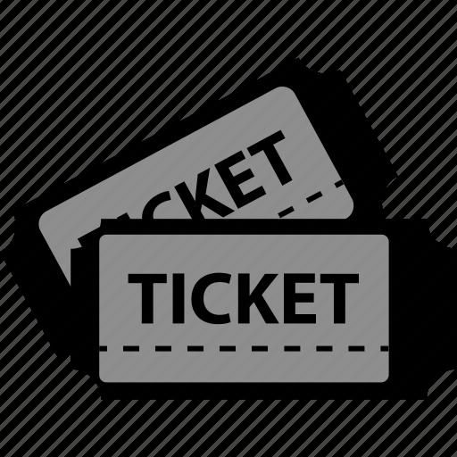 entrance, festival, ticket, tickets icon