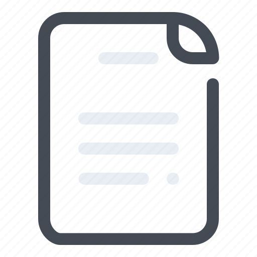 Document, file, management, optimization icon - Download on Iconfinder