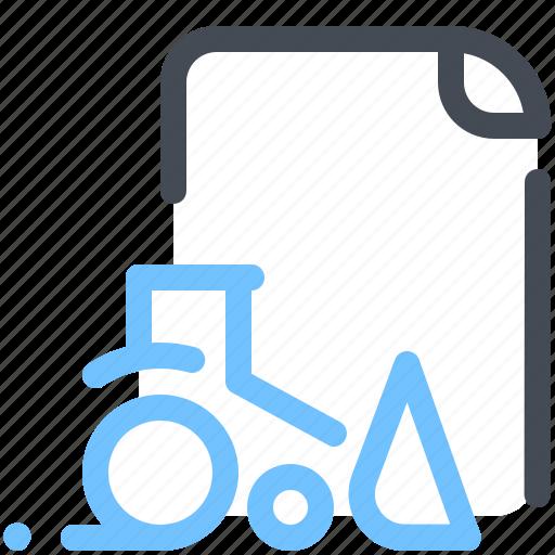 delete, document, file, management, optimization, removal, remove icon