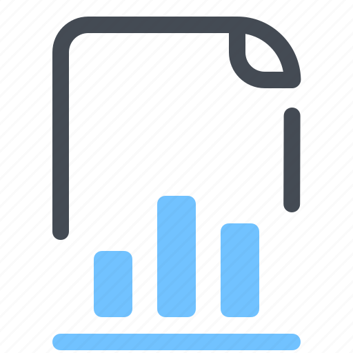Document, file, optimization, graphics, page, report, statistic icon - Download on Iconfinder