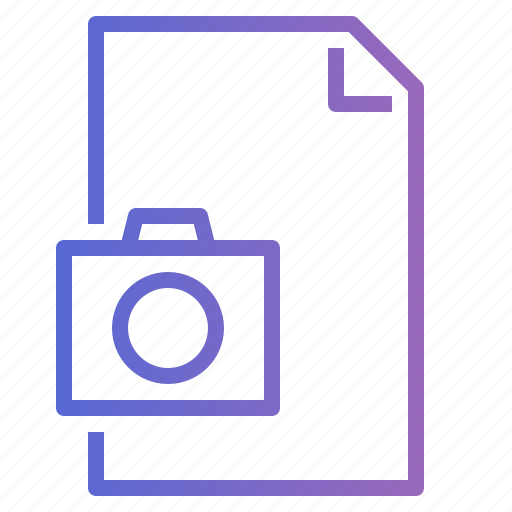 camera, files, folders, multimedia, photo, picture icon