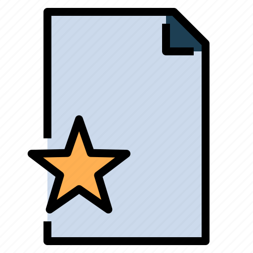 favorite, recommend, remark, star, tag icon