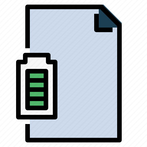 Data, database, full, memory, office, storage icon - Download on Iconfinder