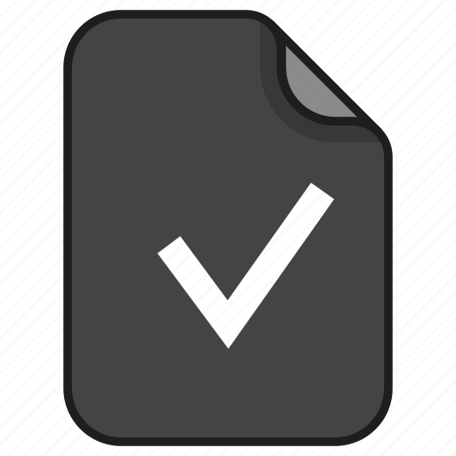approve, data, documents, file, paper, sheet, text icon
