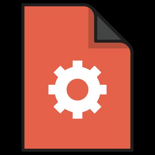 documents, file, modify, options, setting, settings, sheet icon
