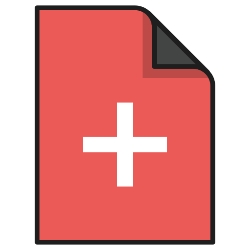 add, addition, append, documents, file, new, plus icon