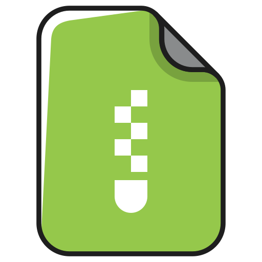 archive, compressed, documents, extension, file, format, zip icon