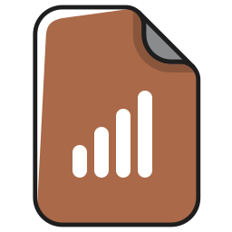chart, diagram, documents, file, graph, report, statistics icon
