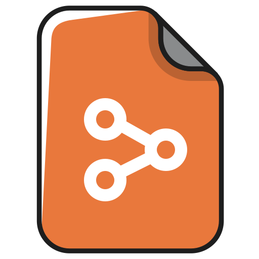 documents, file, media, page, share, sharing, social icon