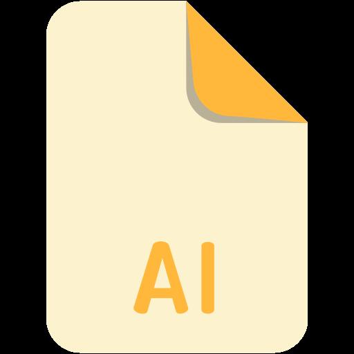 extension, file, name icon