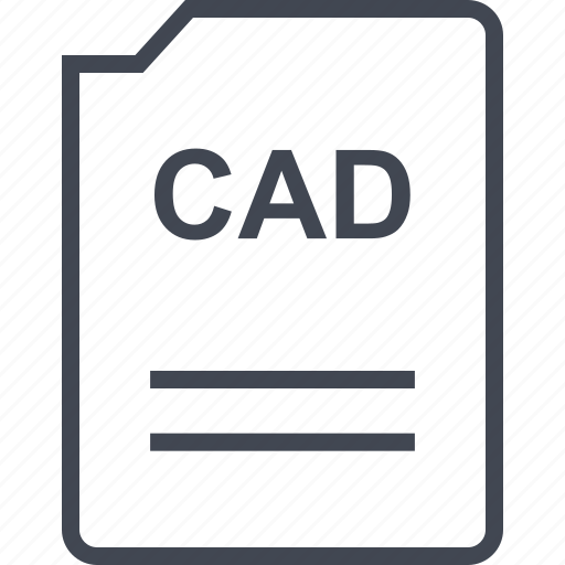 cad, doc, document, page icon