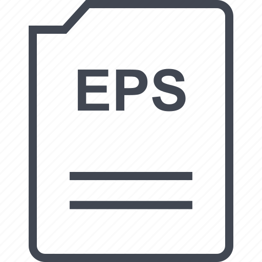 doc, document, eps, page icon
