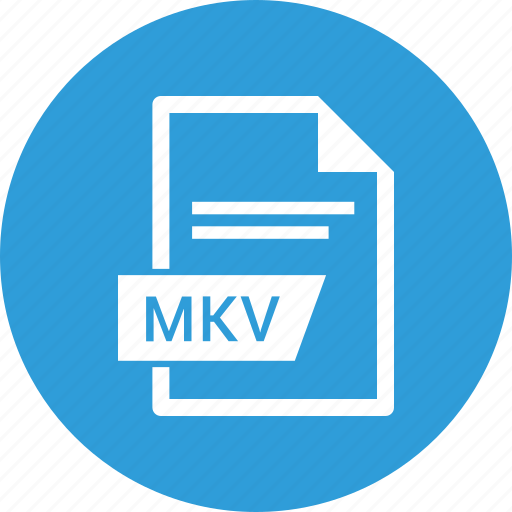 Document, extension, file, mkv icon - Download on Iconfinder