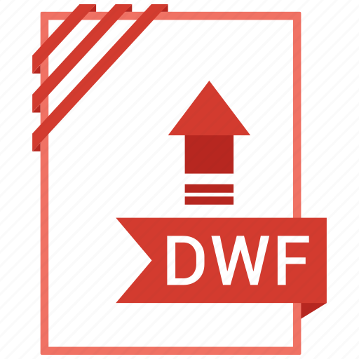 Dwf, computer, tech, file icon