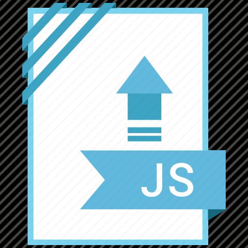 Adobe, document, file, js icon - Download on Iconfinder