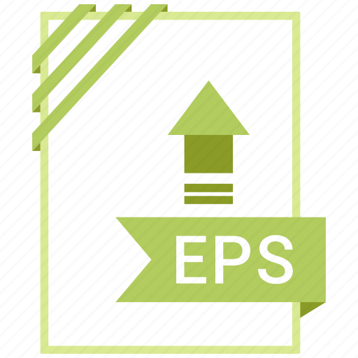 adobe, document, eps, file icon