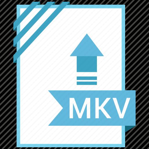 Adobe, document, file, mkv icon - Download on Iconfinder