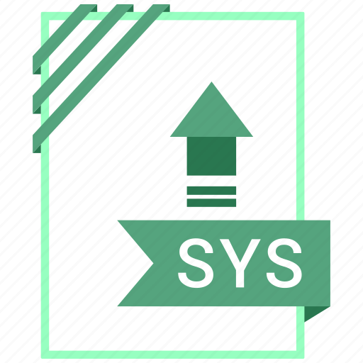 adobe, document, file, sys icon